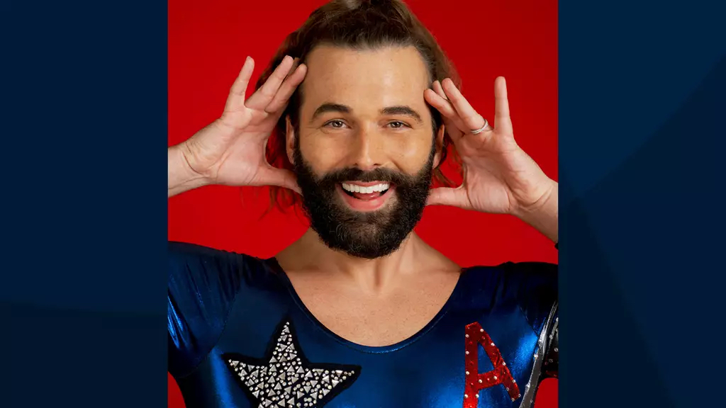 Jonathan Van Ness at The Kennedy Center