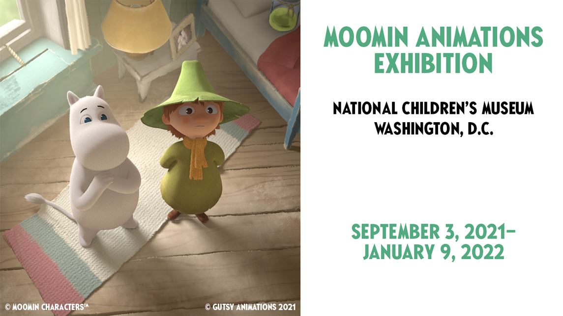Moomin Animations