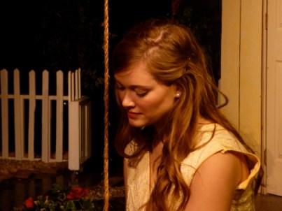 "Sydney Card as Madge Owens, ""The Pretty One"""