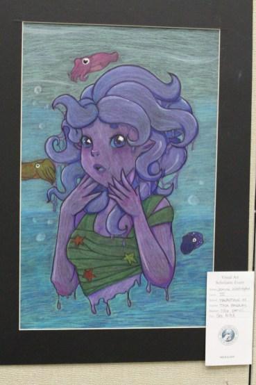 Sea Witch by Jazmine Washington