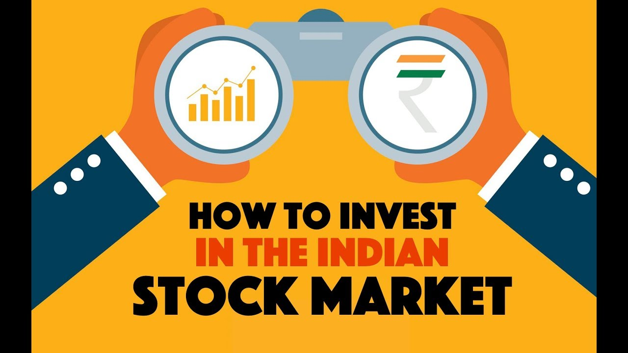 How to invest in stock market in India