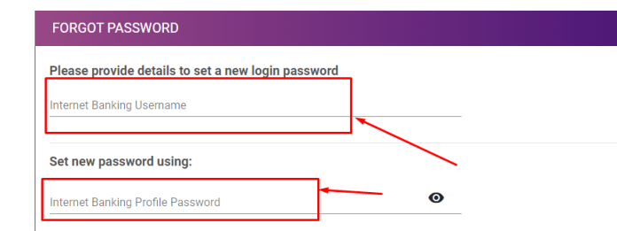 How to Reset profile password using Hint question in YONO SBI official site ( with Pictures).