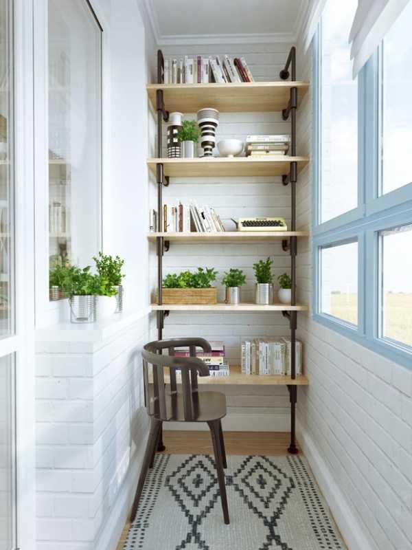 Картинки отделка балкона – применяемые материалы ...