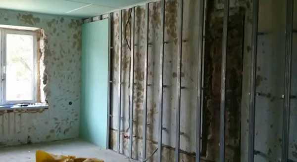 Подготовка комнаты к поклейке обоев – Подготовка стен к ...