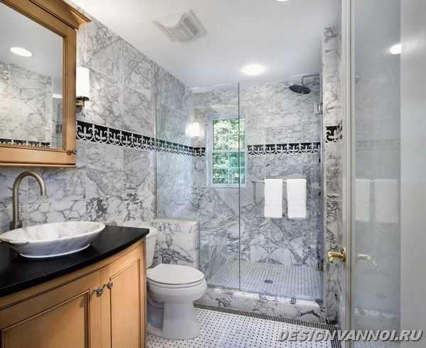 Варианты отделки потолка в ванной комнате – Какой потолок ...