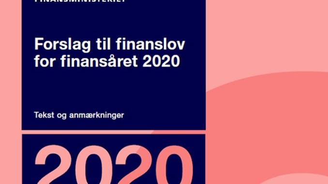 Finanslov2020