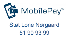 Støt Lone Nørgaard