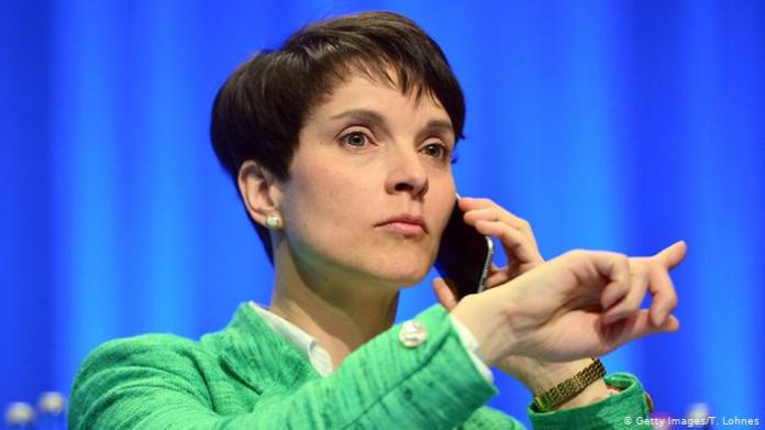 Frauke Petry (Getty Images / T. Lohnes)