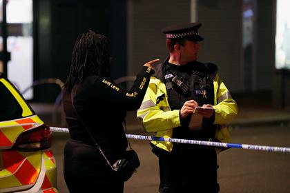 Подтверждена смерть трех человек в результате резни в Великобритании