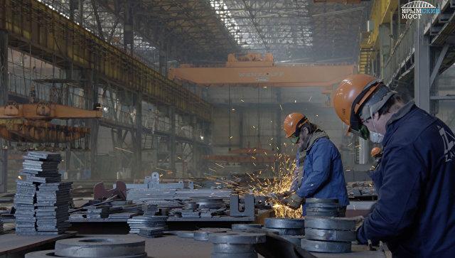 На заводе в Крыму построят российские аналоги