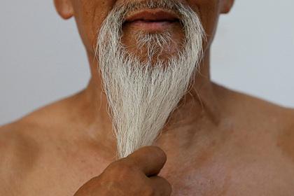 Названа польза бороды