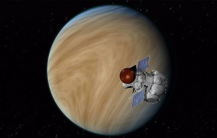 В России стартует проектирование первой со времен СССР миссии на ВенеруВ России стартует проектирование первой со времен СССР миссии на Венеру