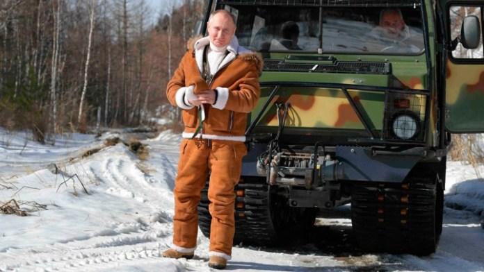 Директор Санкт-Петербургской мастерской предположила, сколько может стоить меховой костюм как у Путина