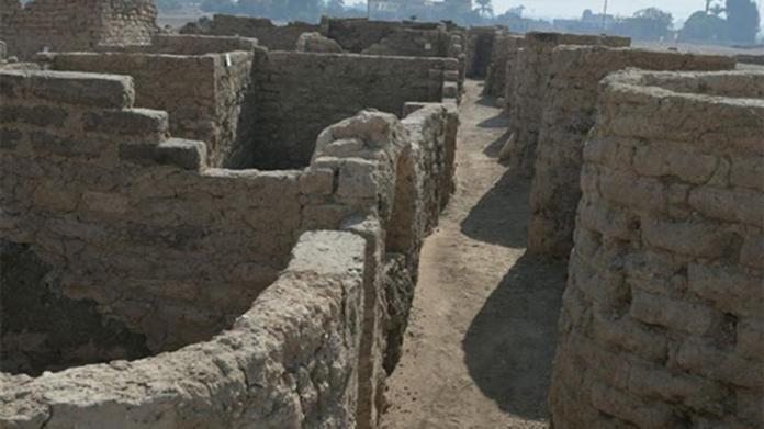 В Египте нашли