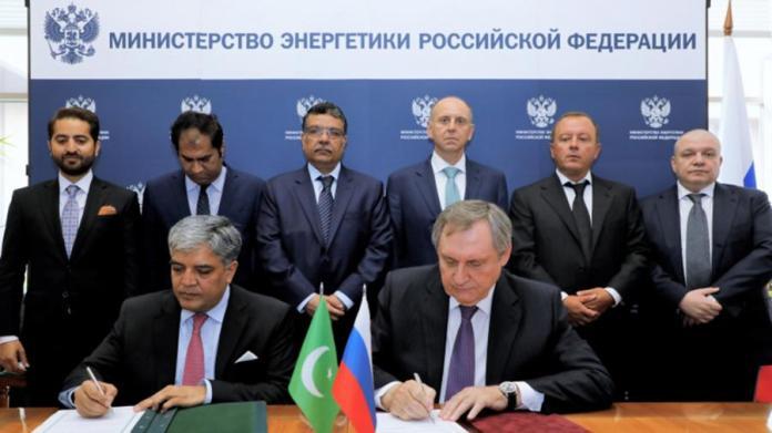«Пакистанский поток»: Россияи Пакистан договорились о строительстве газопровода