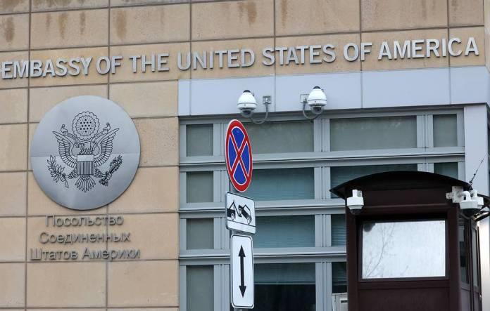 Пресс-секретарь посольства США подтвердила свою высылку из Москвы