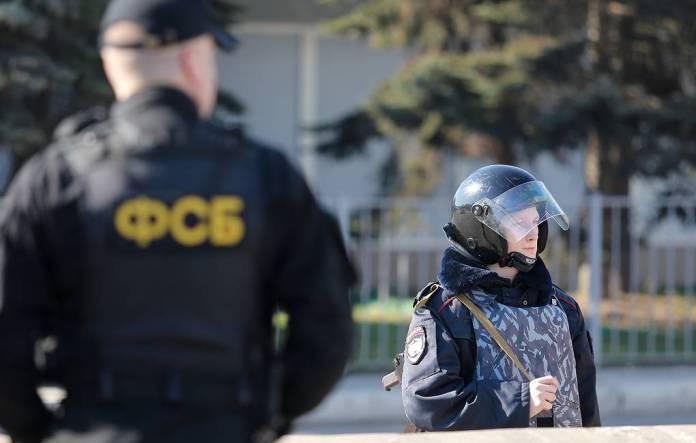 Сотрудники ФСБ РФ с поличным задержали консула Эстонии в Санкт-Петербурге при получении имзакрытых материалов