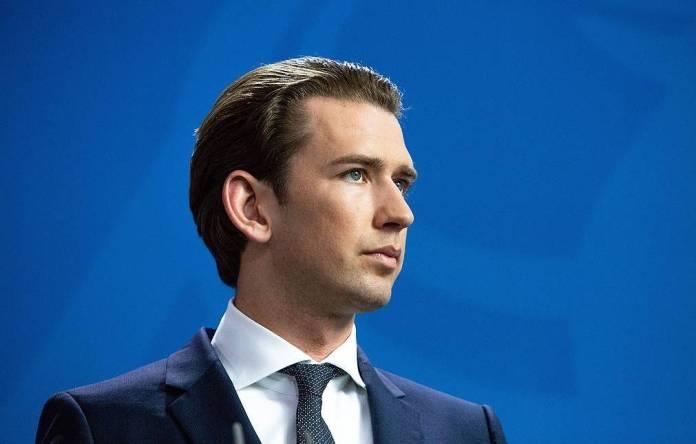 Канцлер Австрии Себастьян Курц объявил об отставке