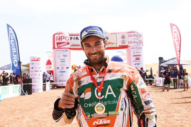 Mário Patrão termina satisfeito o Rali de Marrocos