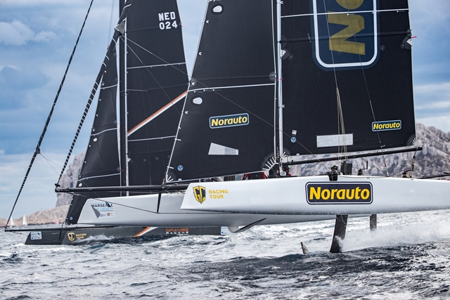 Cammas e Minoprio a bordo do NORAUTO na derradeira prova do GC32 Racing Tour