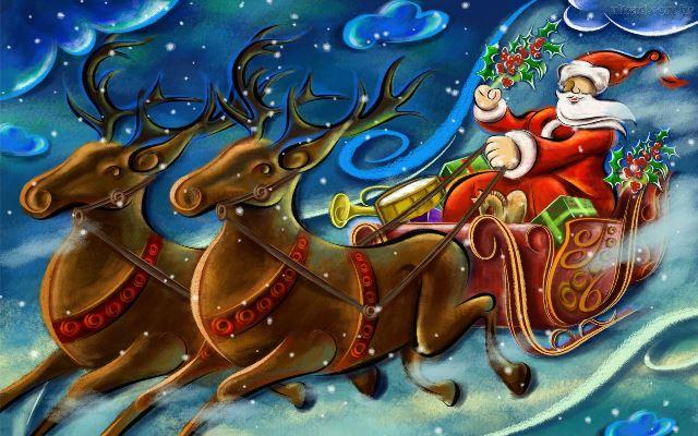 Espírito de Natal em acção