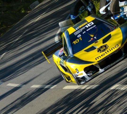 Salvador estreou Silver Car EF10 com vitória e recorde