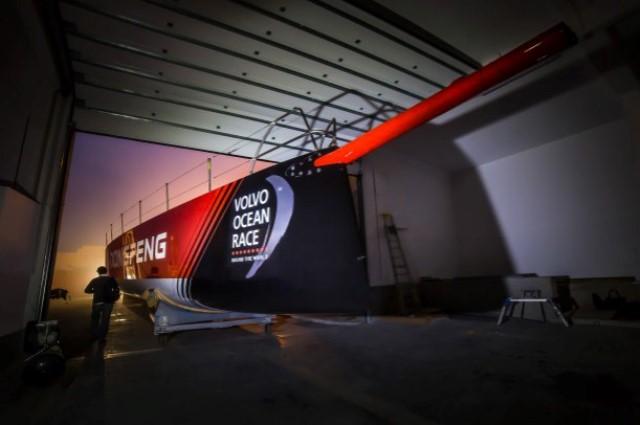 Antes da Volvo Ocean Race 2017-2018