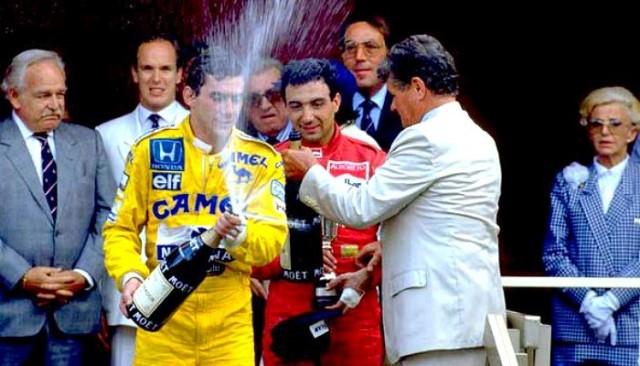 Senna será homenageado pelos 30 anos da primeira vitória no Mónaco