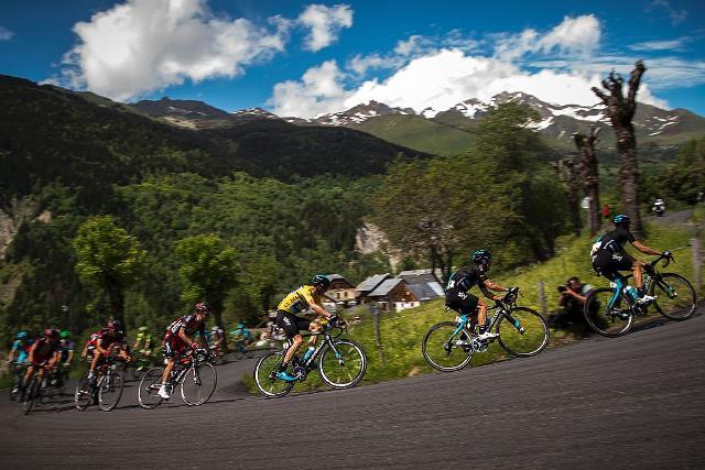 Critérium du Dauphiné Liberé na estrada até domingo