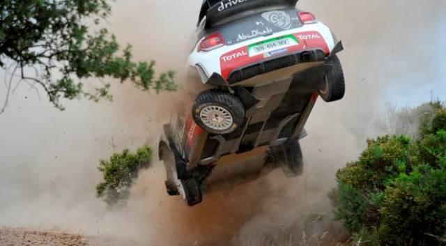 Citroen pretere Kris Meeke a favor de Andreas Mikkelsen no Rally da Polónia