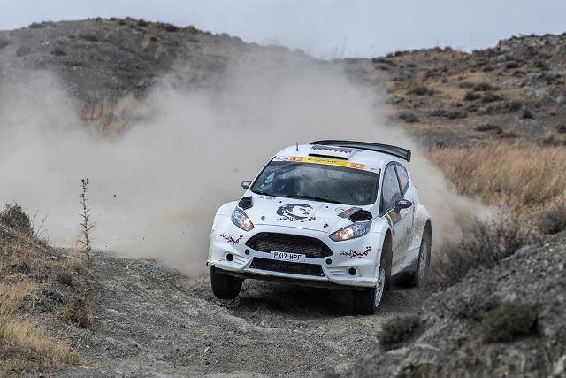 NASSER AL-ATTIYAH venceu ronda Cipriota do ERC