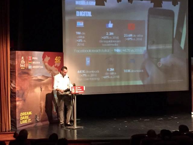 Sertã foi palco da apresentação da 40ª edição do DAKAR