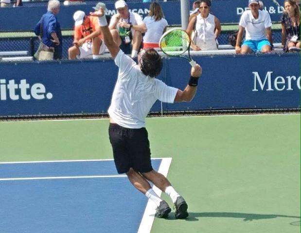 Gastão Elias eliminado do US Open 2017