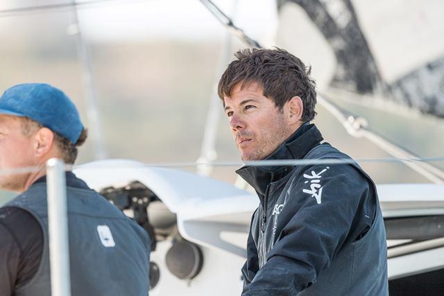 Confirmado um terceiro velejador português na Volvo Ocean Race