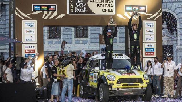 Nani Roma de regresso à Mini para o próximo Dakar
