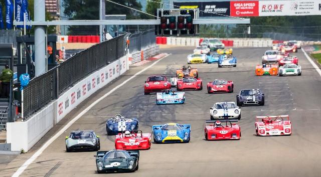 Classic Festival encerrou com chave de ouro no regresso da F1 ao Estoril