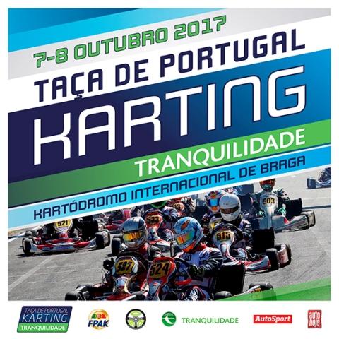 Taça de Portugal de Karting é já este fim-de-semana