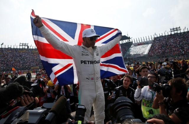 Hamilton campeão pela 4ªvez mas foi Verstappen quem venceu no México