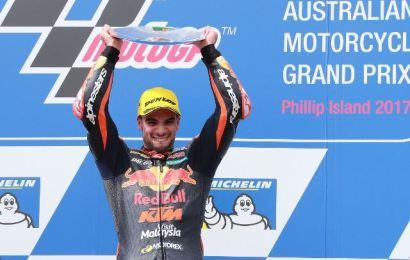 Miguel Oliveira vence Grande Prémio da Austrália de Moto2