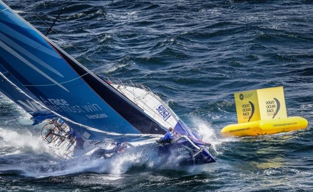"""Vestas"" vence primeira etapa da Volvo Ocean Race"