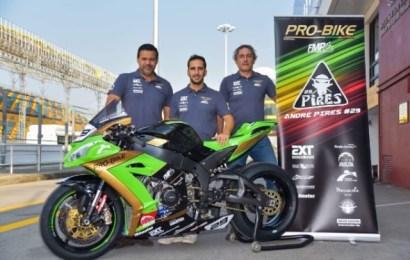 Motor coloca André Pires fora da corrida do GP de Macau