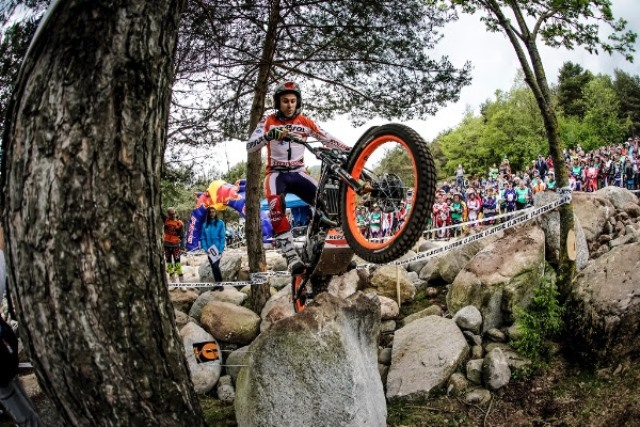 Gouveia marca regresso do Mundial de Trial a Portugal