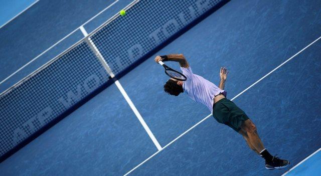 Federer termina intocável a fase de grupos das ATP Finals