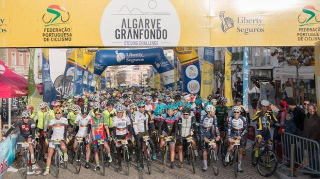 Contagem decrescente para o Algarve Granfondo