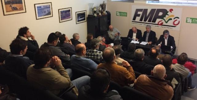 FMP espera um ano de 2018 recheado de provas
