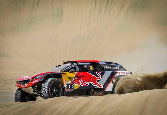 E foi assim o 2º dia da 40ª edição do Dakar para os AUTO: