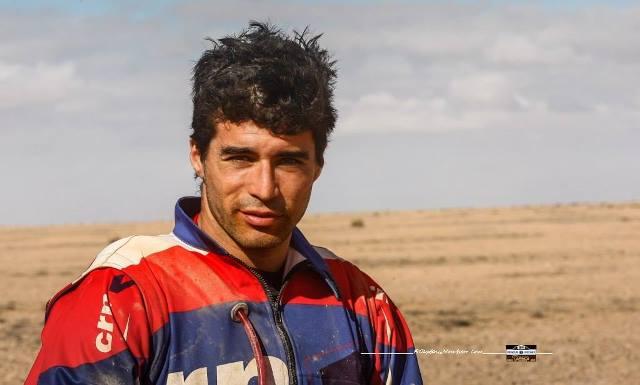 Merecida vitória de Luis Oliveira na Africa Race