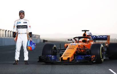 """Alonso já testou o novo McLaren: """"Vêm aí bons tempos..."""""""