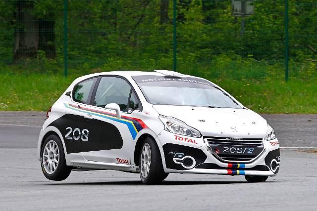 Peugeot Rally Cup Ibérica arranca no Rally de Portugal