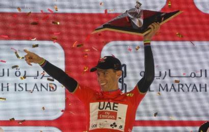Rui Costa compete novamente em Abu Dhabi depois da vitória em 2017